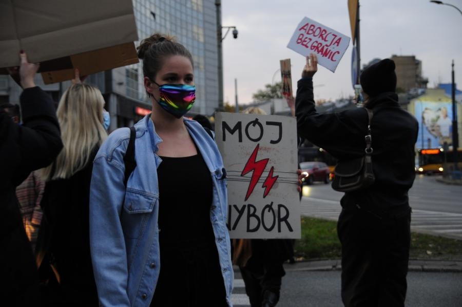 Blokada Ronda Wiatraczna w Warszawie 3