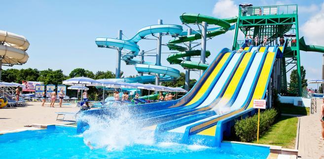 Czy aquapark może być basenem?