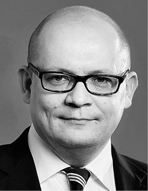 Dr Tomasz Zalasiński radca prawny z Kancelarii Domański, Zakrzewski, Palinka